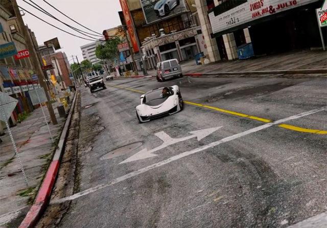 Redux GTA 5