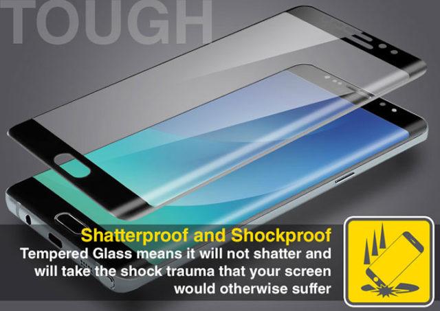 Rendu Galaxy Note 7 : image 1