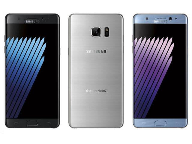 Rendus Galaxy Note 7