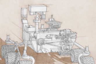 Rover Mars 2020 : image 1