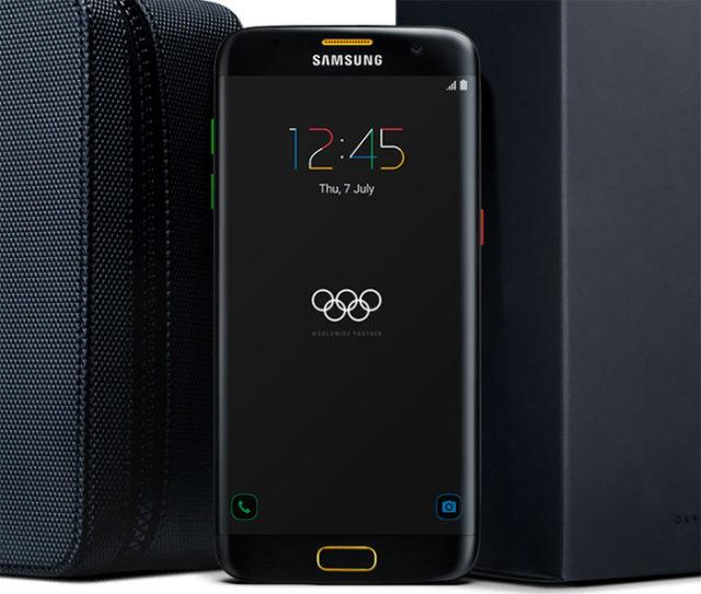 Galaxy S7 Edge JO 2016