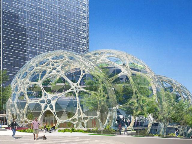 Sphères Amazon : image 1