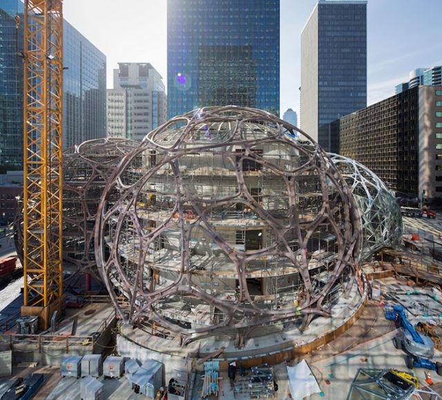 Sphères Amazon : image 2