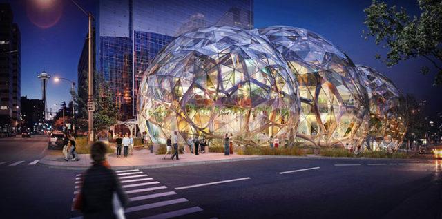 Sphères Amazon : image 5
