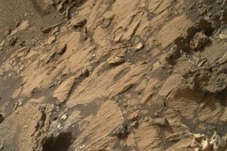 Squelette Mars