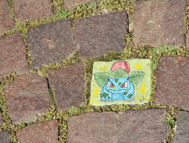 Tir Pokémon Go