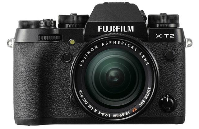 Fujifilm X-T2 : photo 1