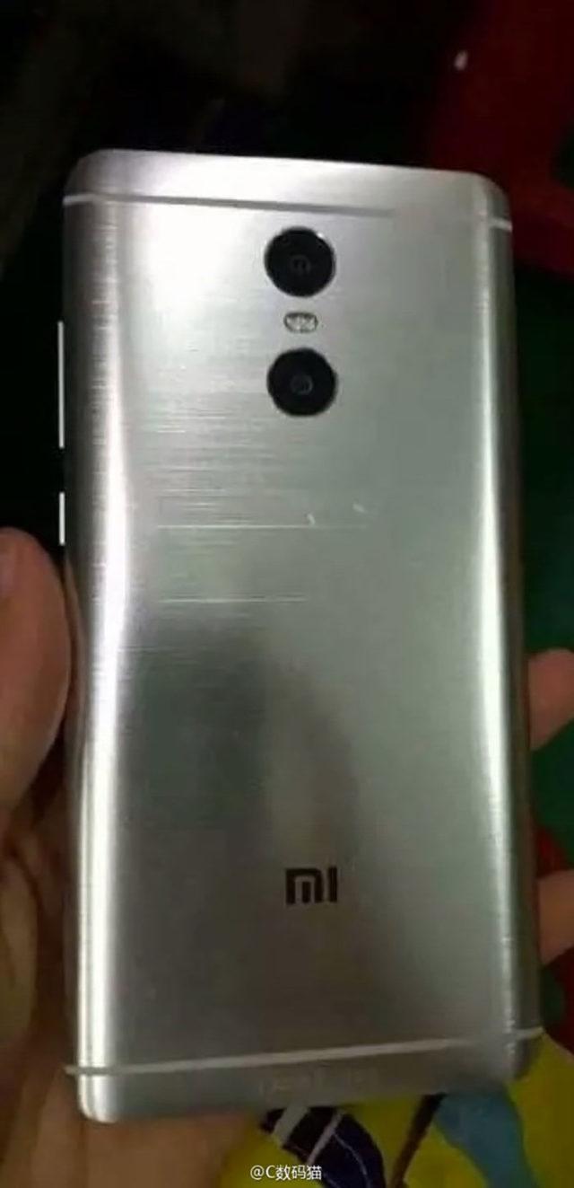 Xiaomi Redmi Note 4 : image 2