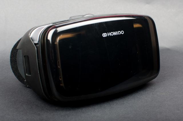 homido lance son nouveau casque vr et des accessoires en. Black Bedroom Furniture Sets. Home Design Ideas