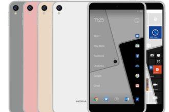 Terminaux Nokia Android