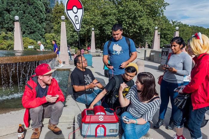 Centre Pokémon