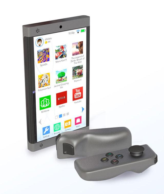 Concept Nintendo NX : image 2
