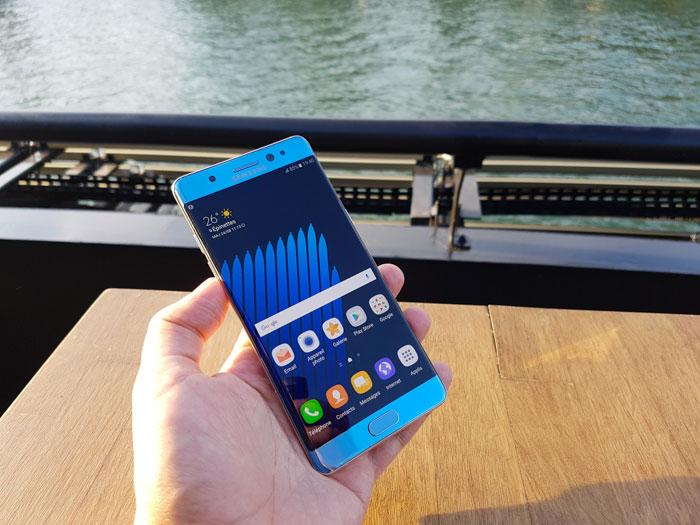Samsung Galaxy Note 7 : image 13