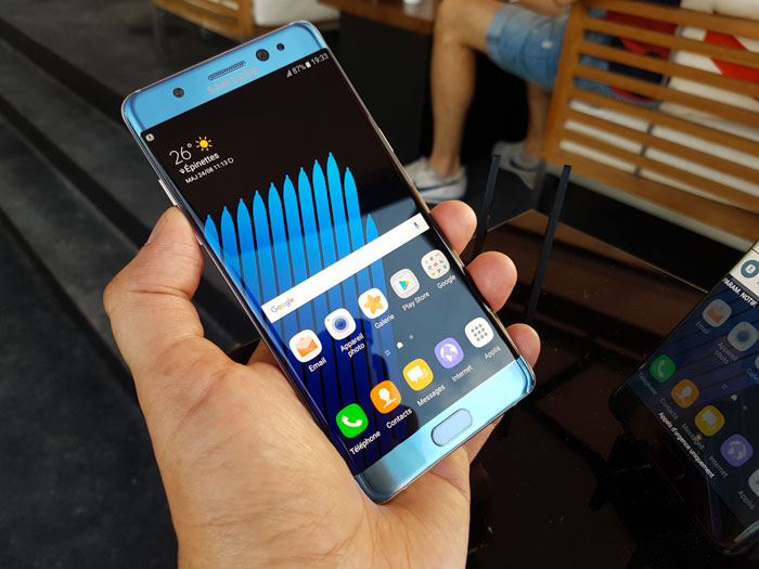 Samsung Galaxy Note 7 : image 2