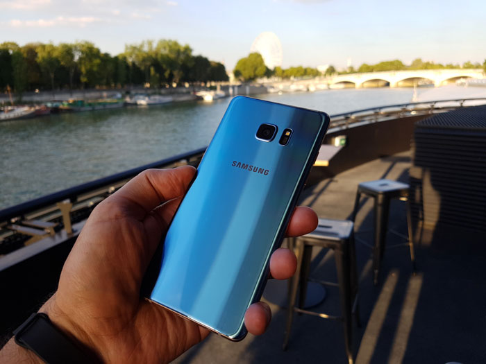 Samsung Galaxy Note 7 : image 3