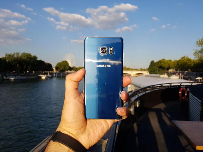 Samsung Galaxy Note 7 : image 4