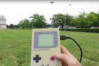Game Boy DRone