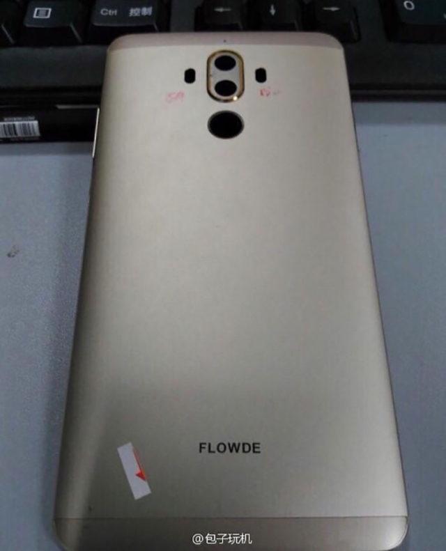Huawei Mate 9 : image 2