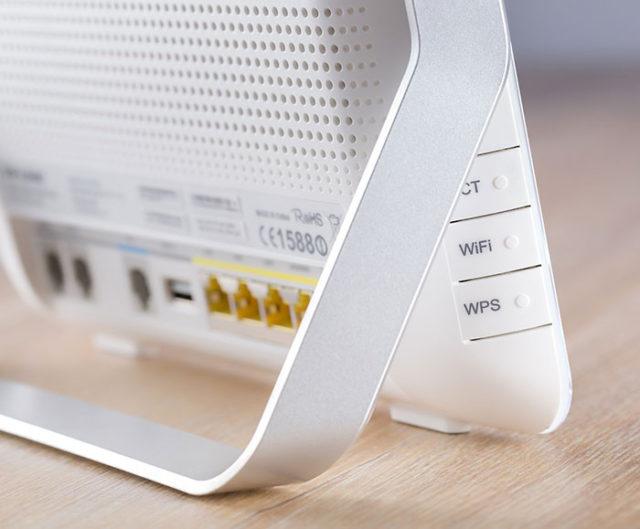 Identification WiFi