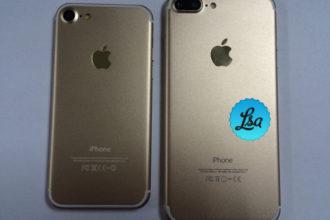 Photos iPhone 7 : 1