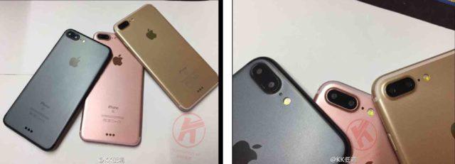 Photos iPhone 7 : 6