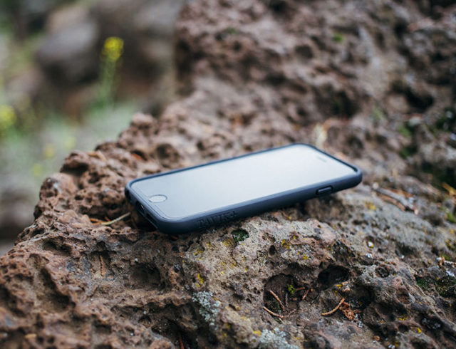 iPhone auto défense