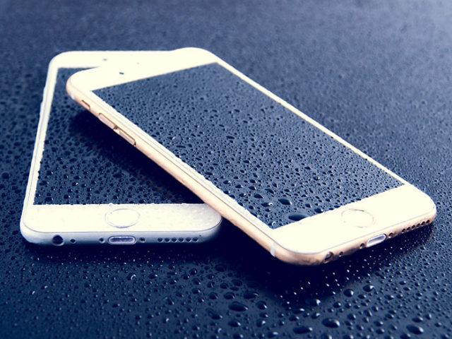iPhone Eau