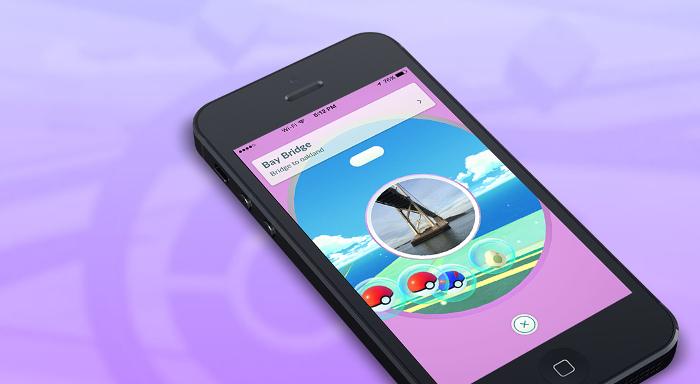 Items de Pokémon Go