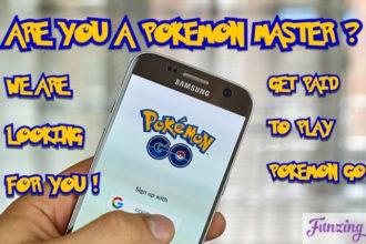 Joueur de Pokémon Go professionnel