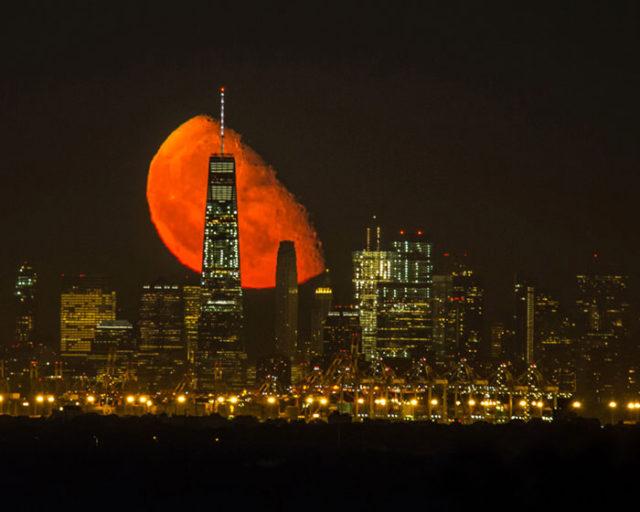 Lune De Sang Manhattan
