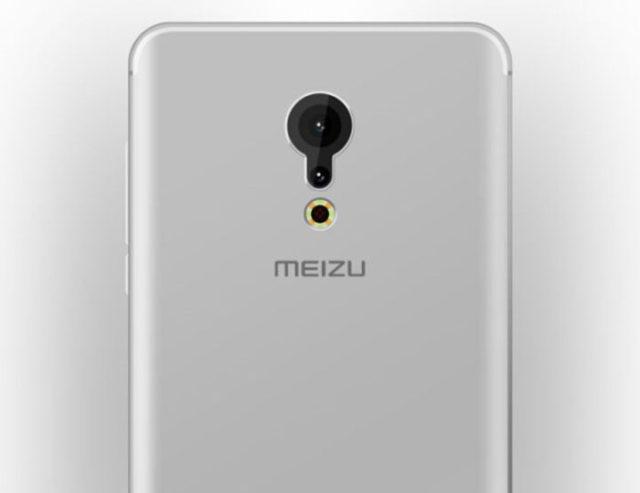 Rendu Meizu Pro 7