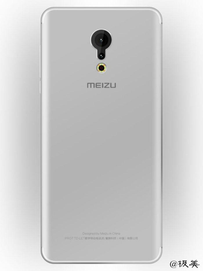 Rendu Meizu Pro 7 : image 2