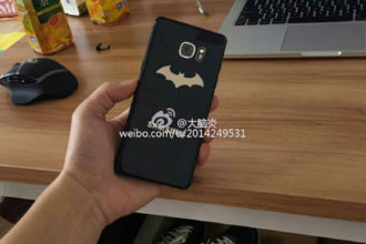 Galaxy Note 7 Batman 2