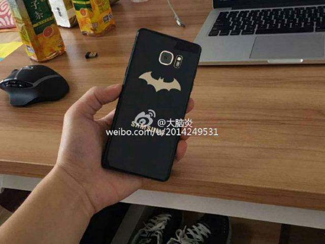 Galaxy Note 7 Batman 2
