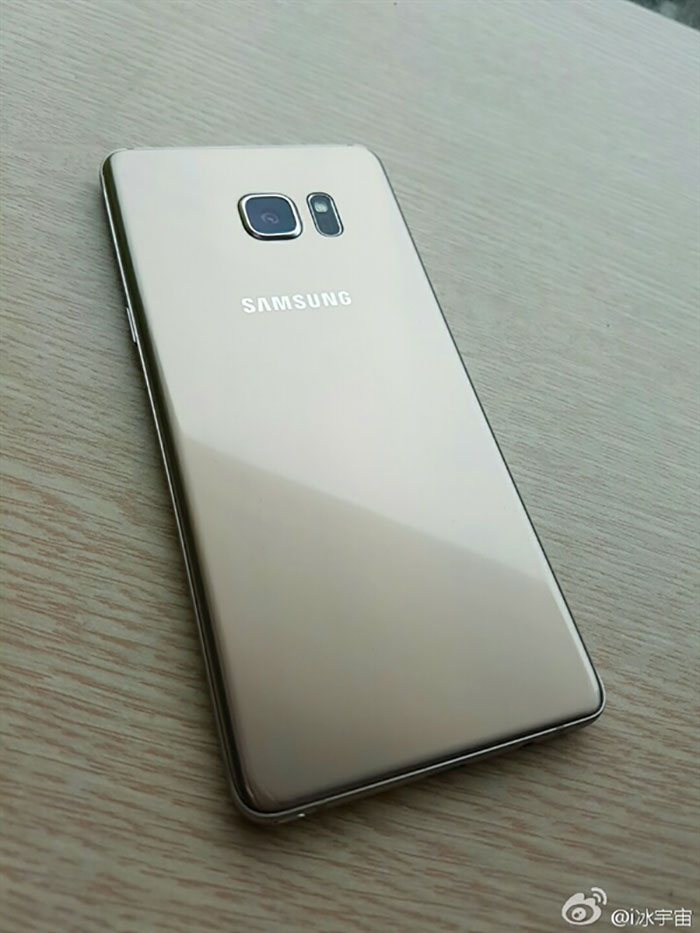 Galaxy Note 7 : photo 4