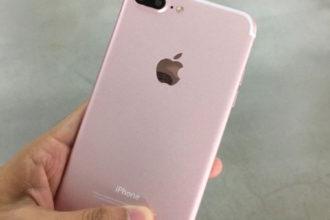 Photo iPhone 7 Plus : image 1