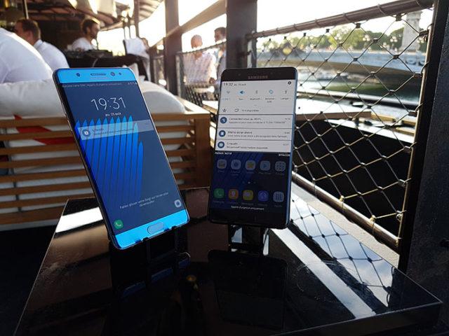Photos Galaxy Note 7 : image 1