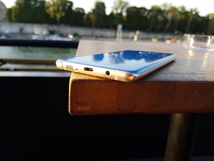 Photos Galaxy Note 7 : image 4