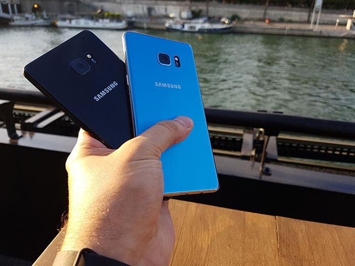 Photos Galaxy Note 7 : image 5