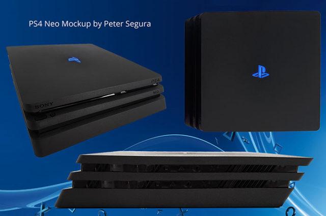 Rendus PS4 Neo : image 1
