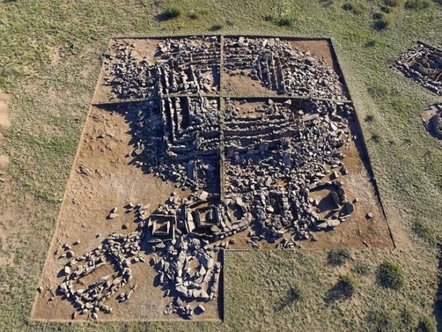 Une étrange pyramide a été découverte au Kazakhstan