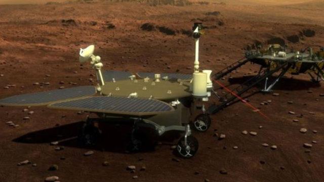 Robot Chine Mars 2