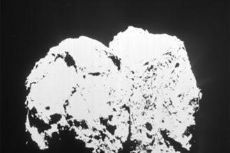 Explosion Rosetta