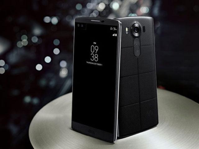 Sortie LG V20
