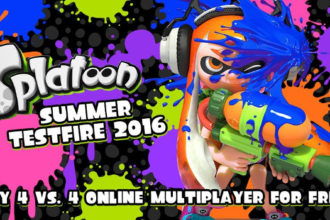Splatoon Testfire
