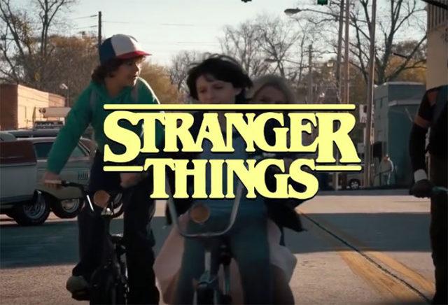 Stranger Things Sitcom