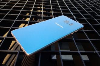 Test Galaxy Note 7