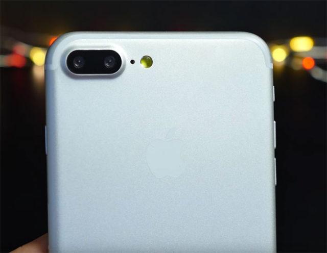 Vidéo iPhone 7 Plus