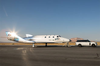 Virgin Galactic FAA