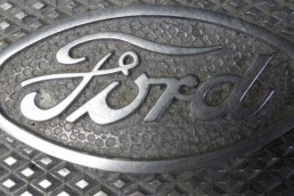 Voiture autonome Ford
